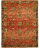 Famous Maker Murrow 100563 Rust Area Rug