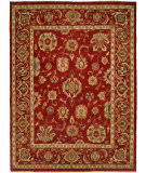 Famous Maker Oushak 100453 Rust Area Rug