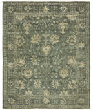 Famous Maker Oushak 100465 Pewter Area Rug