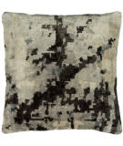 Kalaty Bespoke Pillow Pb-071 White - Ebony
