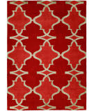 Kalaty Portfolio Pf-340 Red Hot Area Rug