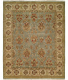 Famous Maker Pastire 100977 Light Blue - Beige Area Rug