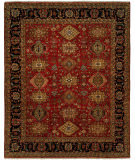 Famous Maker Pastire 100993 Red Ebony Area Rug