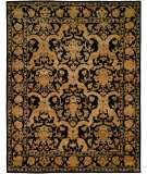 Kalaty Royal Manner Estates Re-866 Black Area Rug