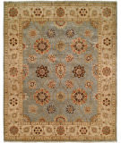 Famous Maker Regal Legacy 100780 Blue - Ivory Area Rug