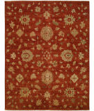Famous Maker Regal Legacy 100786 Rust Area Rug