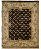 Kalaty Tuscany Tc-601 Black Area Rug