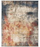 Kalaty Theory Ty-671 Sunset - Denim Area Rug