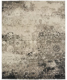 Kalaty Theory Ty-677 Granite Greys Area Rug