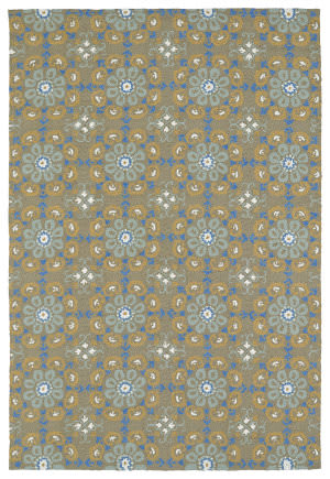 Kaleen Habitat 2113-49 Brown Area Rug
