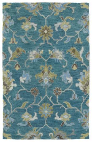Kaleen Helena 3209-78 Turquoise Area Rug