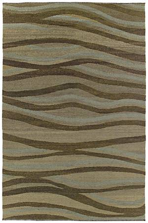 Kaleen Mallard Creek Rushing Waters Mocha 4702-60 Area Rug