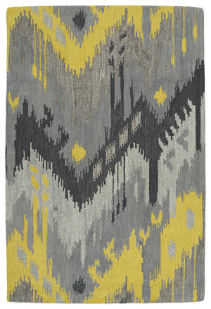 Kaleen Casual 5054-75 Grey Area Rug