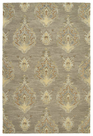 Kaleen Brooklyn 5306-27 Taupe Area Rug