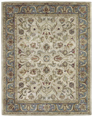 Rugstudio Sample Sale 100288R Ivory Area Rug