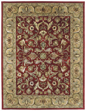 Kaleen Mystic 6001-25 Red Area Rug