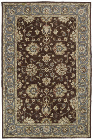 Kaleen Mystic Agean Brown 6062 Area Rug