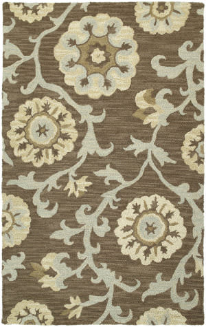 Kaleen Carriage Cornish Graphite 68 Area Rug