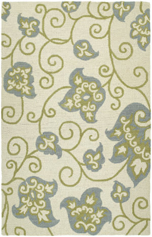 Kaleen Carriage Columbia Ivory 01 Area Rug