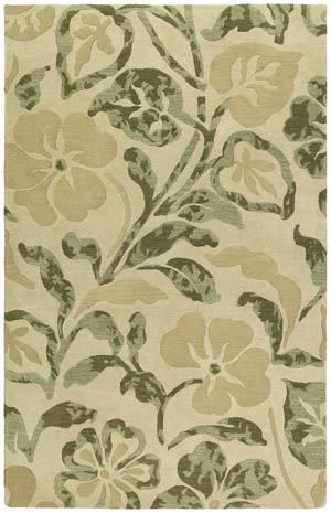 Kaleen Calais Lily in the Valley Beige 7512-03 Area Rug
