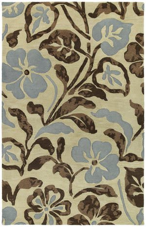 Kaleen Calais Lily in the Valley Linen 7512-42 Area Rug