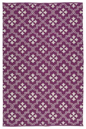 Kaleen Brisa Bri04-95a Purple Area Rug