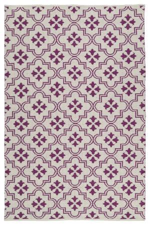 Kaleen Brisa Bri04-95b Purple Area Rug