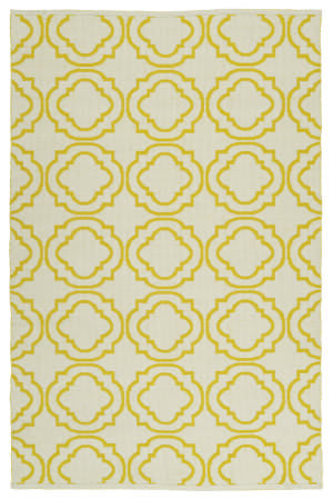 Kaleen Brisa Bri07-28b Yellow Area Rug