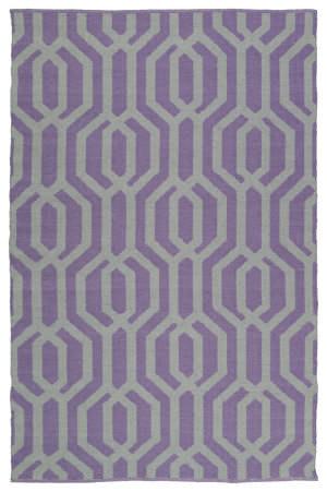 Kaleen Brisa Bri08-90a Lilac Area Rug