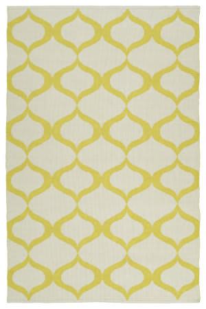 Kaleen Brisa Bri09-28b Yellow Area Rug