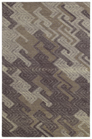 Kaleen Ceneri Cen04-95 Purple Area Rug