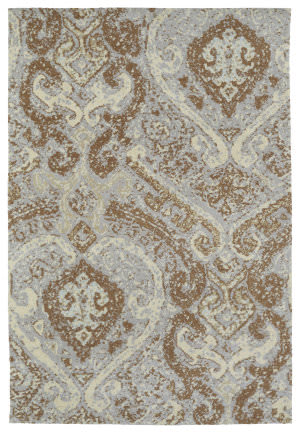 Kaleen Cozy Toes Ctc04-49 Brown Area Rug