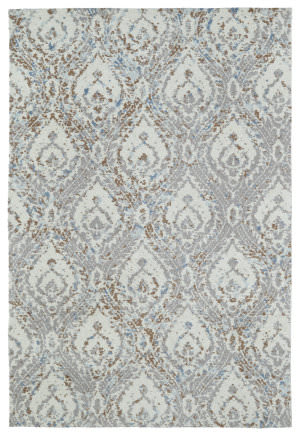 Kaleen Cozy Toes Ctc07-01 Ivory Area Rug