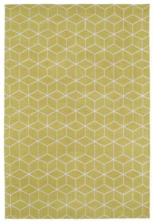 Kaleen Cozy Toes Ctc12-28 Yellow Area Rug