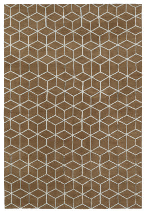 Kaleen Cozy Toes Ctc12-49 Brown Area Rug
