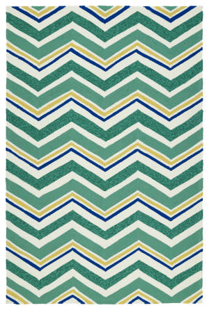 Kaleen Escape Esc05-81 Emerald Area Rug