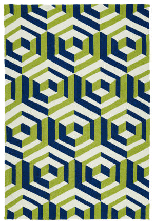Kaleen Escape Esc06-22 Navy Area Rug