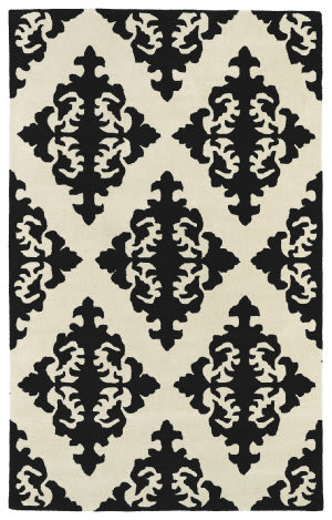 Kaleen Evolution Evl05-02 Black Area Rug