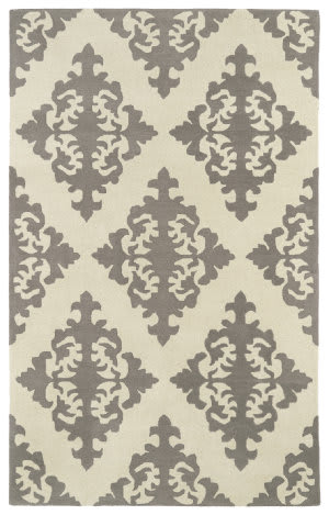 Kaleen Evolution Evl05-75 Grey Area Rug