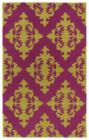 Kaleen Evolution Evl05-92 Pink Area Rug