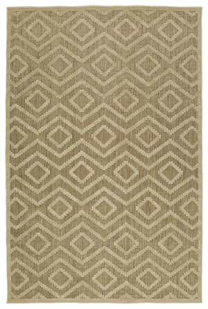 Kaleen A Breath of Fresh Air Fsr01-105 Khaki Area Rug