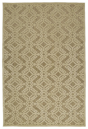Kaleen A Breath of Fresh Air Fsr03-105 Khaki Area Rug