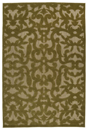Kaleen A Breath of Fresh Air Fsr04-23 Olive Area Rug