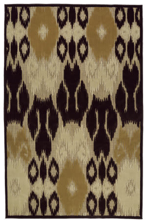 Kaleen A Breath of Fresh Air Fsr08-49 Brown Area Rug