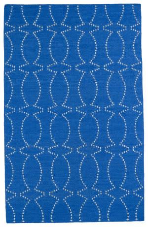Kaleen Glam Gla07-17 Blue Area Rug