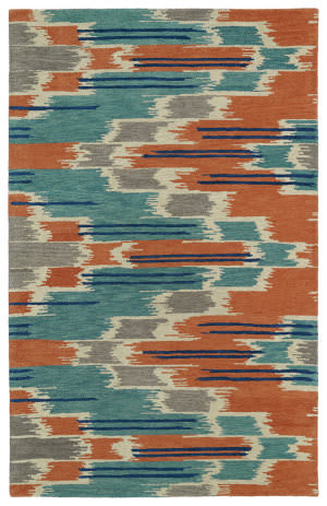 Kaleen Global Inspirations Glb02-86 Multi Area Rug