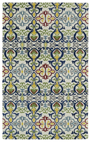 Kaleen Global Inspirations Glb05-86 Multi Area Rug