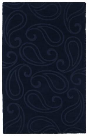 Kaleen Imprints Classic Ipc05-22 Navy Area Rug