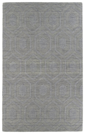 Kaleen Imprints Modern Ipm01-83 Steel Area Rug