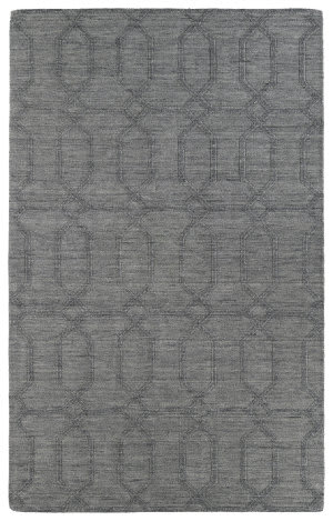 Kaleen Imprints Modern Ipm03-75 Grey Area Rug